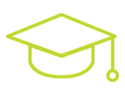 Green education icon